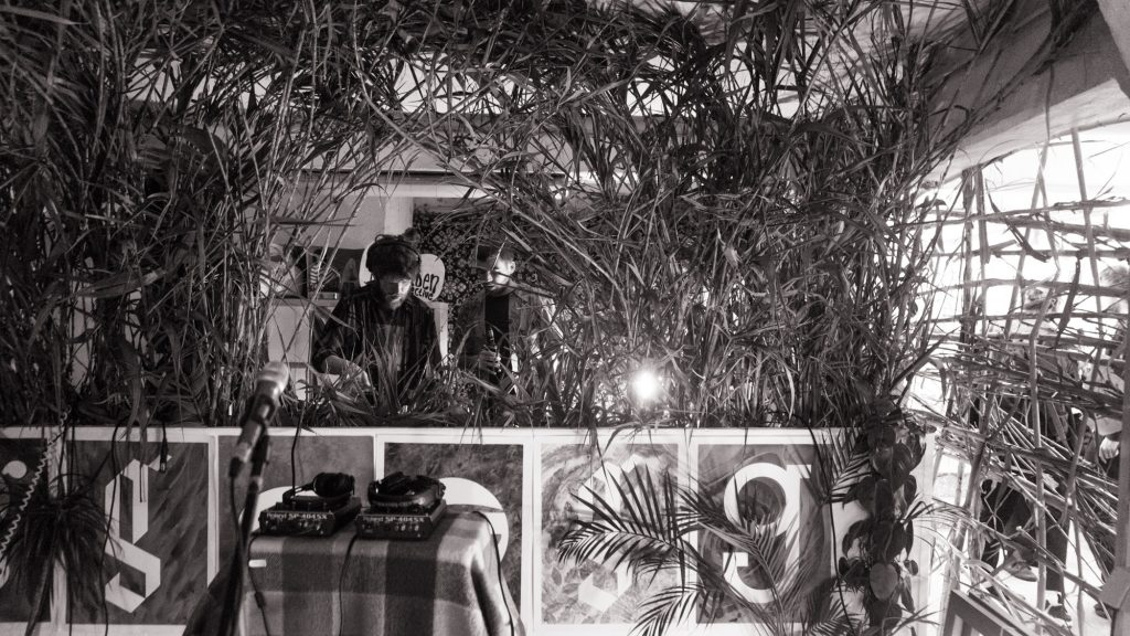 Garden X Lisbon
