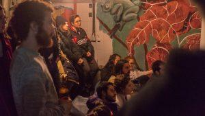 Garden X Lisbon Crowd